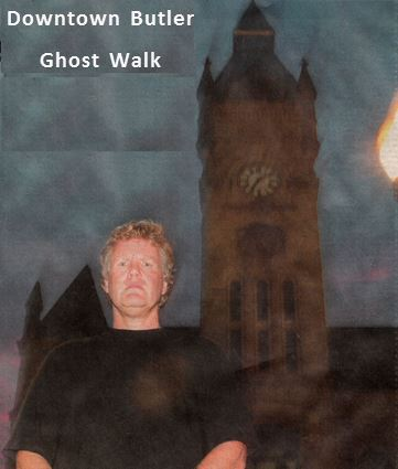Ghost Walk Photo