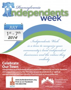 BD Independents Poster